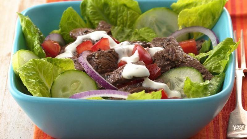 Gyro Salad