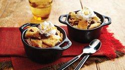Cranberry-Orange Bread Pudding
