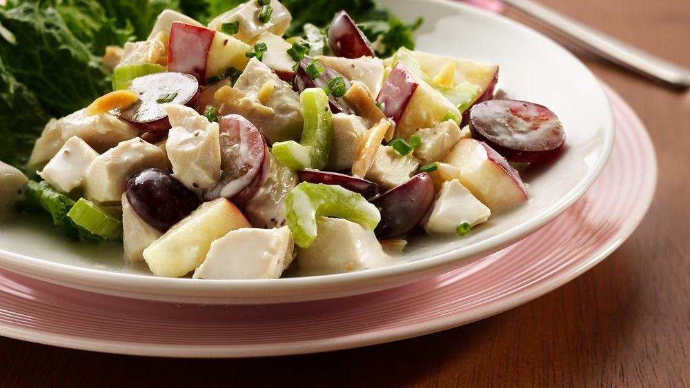 salad waldorf salad is one of the waldorf salad chicken waldorf salad ...