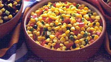 Zesty Corn Salsa