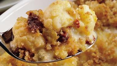 Cauliflower Crunch
