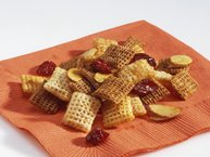 Cranberry Orange Chex Mix