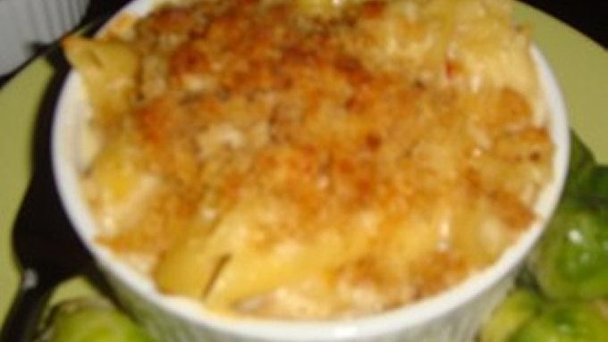 Leftover Cheese Mac and Cheese