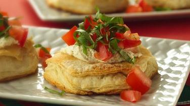 Tomato-Basil Appetizers