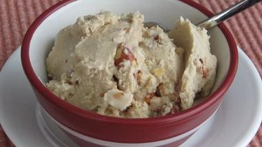 Nutty Beer Ice Cream