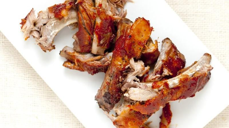 Sweet-and-Spicy Fall-Off-the-Bone Ribs
