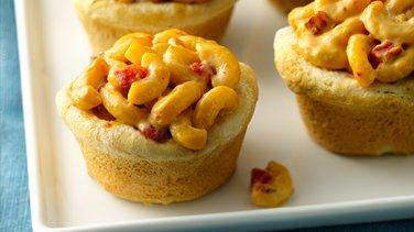 Grands!® Jr. Spicy Mac and Cheese Biscuit Pies