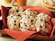 Bisquick Heart Smart® Chocolate Chip Scones