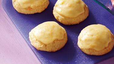 Fresh Orange Cookies