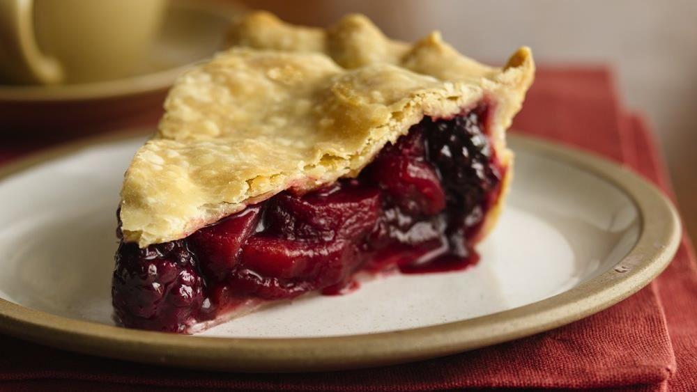 Apple Blackberry Pie recipe from Pillsbury.com