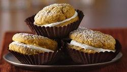 Pumpkin Whoopie Pies