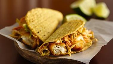 Easy Fish Tacos