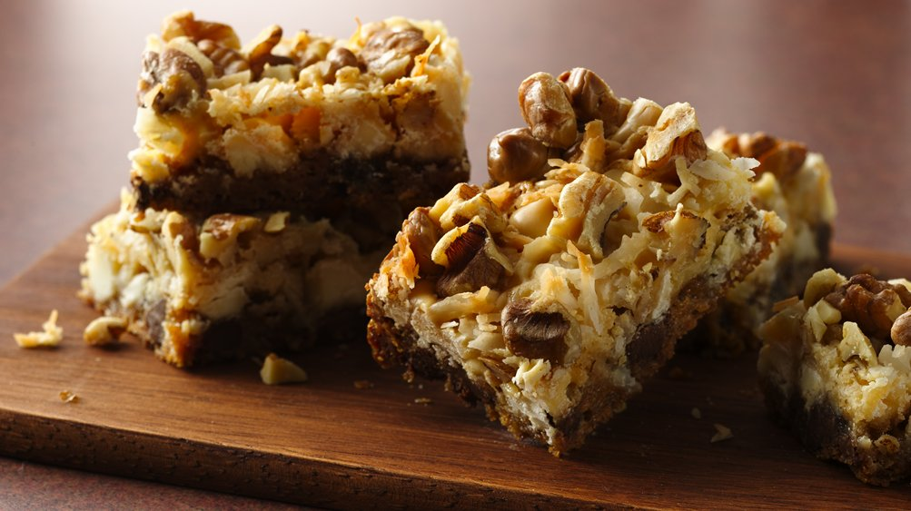 Gluten-Free Chocolate Chip Cookie Layer Bars