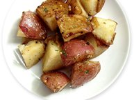 Mustard-Vinaigrette Roasted Potato Salad