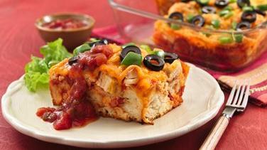 Grands!® Fiesta Chicken Casserole