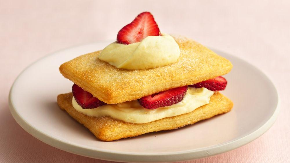 Crescent Strawberry Napoleons recipe from Pillsbury.com