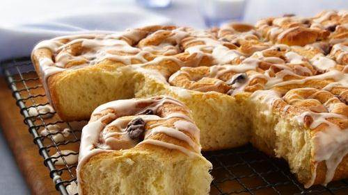 Old Fashioned Cinnamon Rolls Betty Crocker