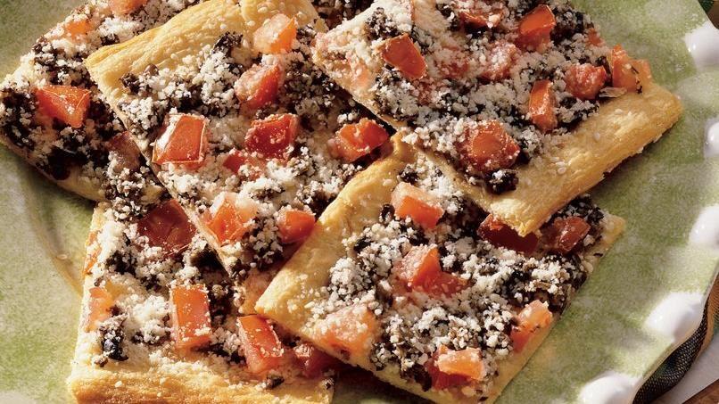 Easy Bruschetta Snacks