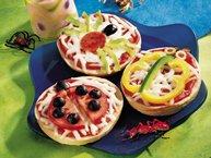 Crazy Critter Bagel Sandwiches
