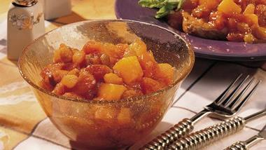 Slow-Cooker Golden Fruit Chutney