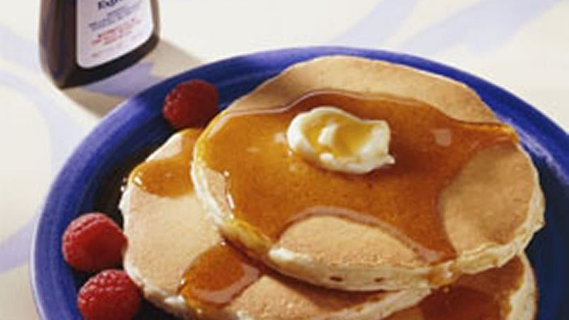 Totally Awesome Pancakes