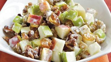 Apple-Walnut Salad