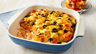 Grands!® Fiesta Chicken Casserole