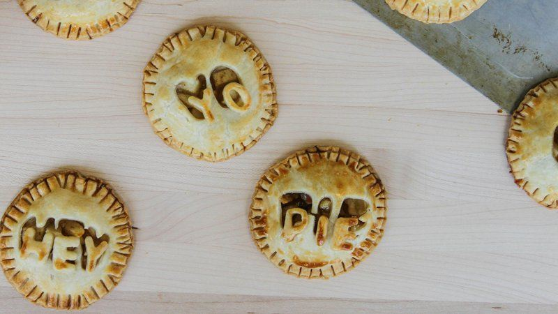 Five-Spice Hand Pies