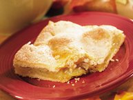 Lemon-Ginger Apple Pie Squares