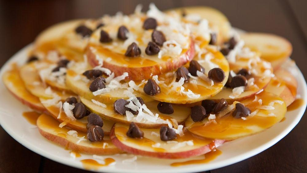 Apple Nachos