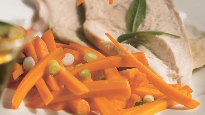 Honeyed Carrots
