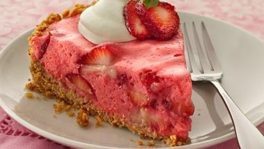 Outrageous Strawberry Pie