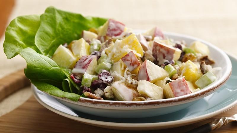 Caribbean-Style Waldorf Salad recipe from Betty Crocker