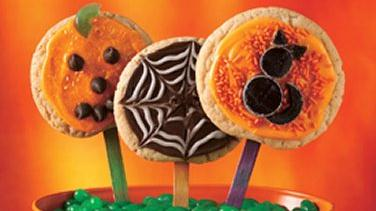 Halloween Party Pops