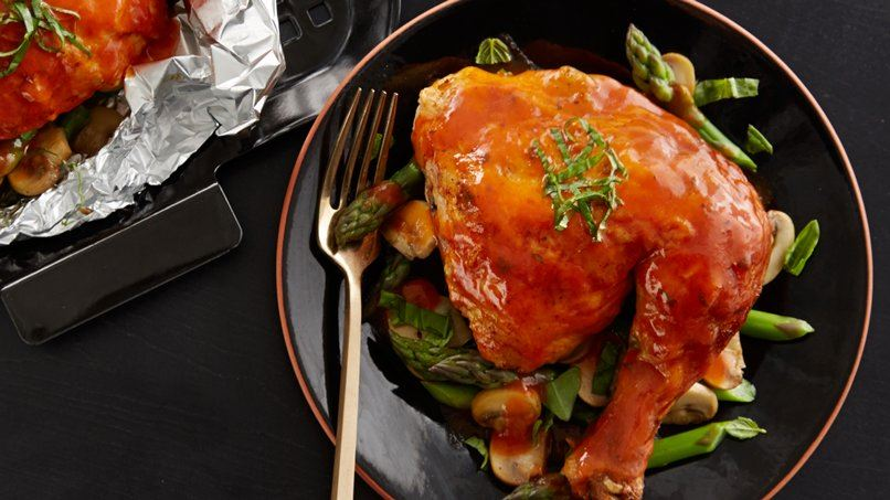 Chicken Dinner To Die For