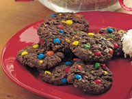 Confetti Chocolate-Oatmeal Cookie Mix