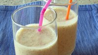 Gluten-Free Boosted Yogurt Fruit Smoothie