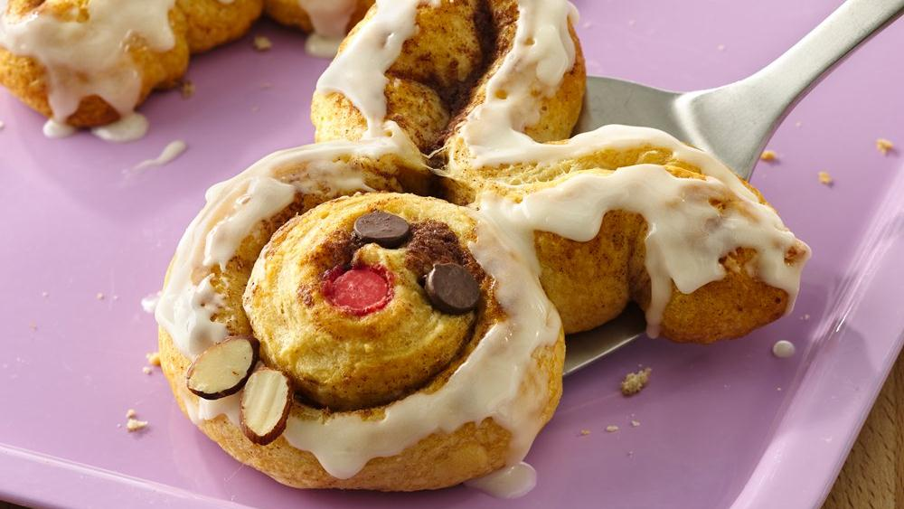 Cinnamon Roll Bunnies