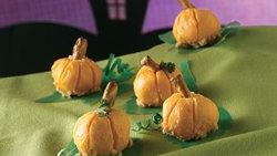 Cheese Pumpkins