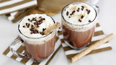 Spiked Irish Cream Hot Cocoa