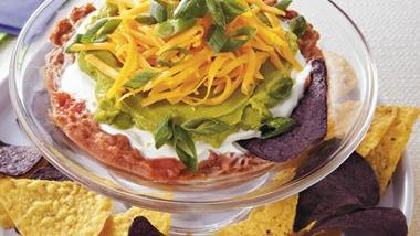 Five-Layer Mexican Dip