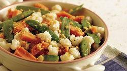 Crunchy Lemon-Pepper Vegetables