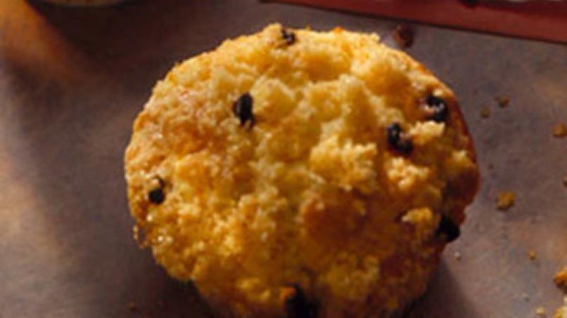 Orange-Currant Muffins