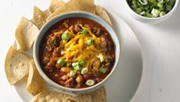 Slow-Cooker Salsa Chili