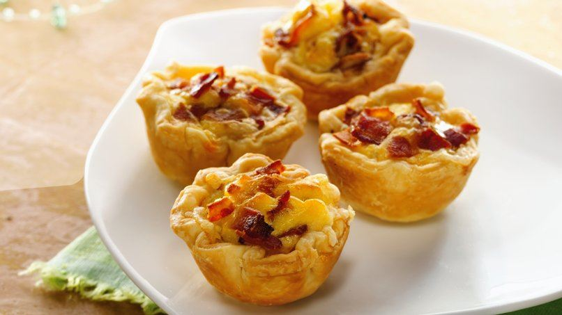Mini Bacon-Cheese Cups (Party Size)