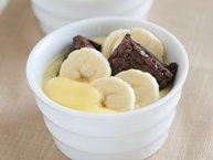 Brownie Banana Pudding