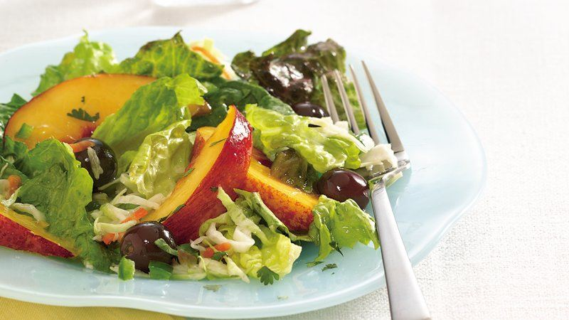 Santa Fe Nectarine Salad