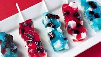 Rock Candy Jelly Shooters