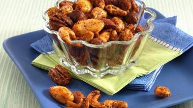 Southwestern Spiced Party Nuts