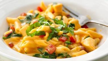 Chicken Fresca Pasta Bowls